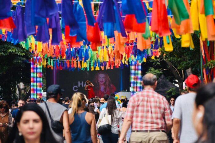 Vuelve la Semana del Orgullo: el evento tendrá su tercera edición y se izará la bandera en el Obelisco