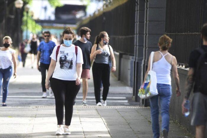 Informan 354 nuevos casos de Coronavirus en la Ciudad y 8 fallecidos