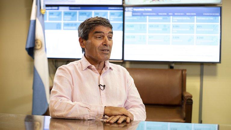 Fernán Quirós confirmó que entre el 10% y el 20% de los casos de la Ciudad de Buenos Aires corresponde a las nuevas cepas