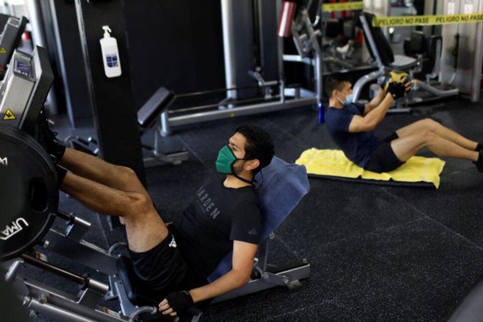 Los gimnasios de la Ciudad de Buenos Aires no podrán abrir sus puertas hasta el 30 de abril
