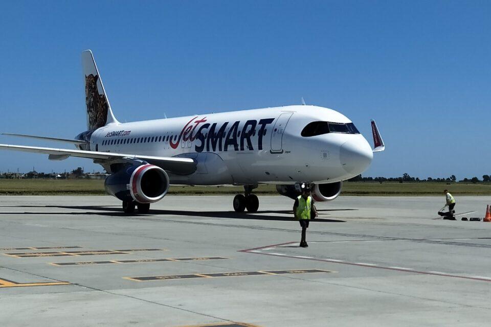 JetSMART fue elegida para volar por más de 1 millón de argentinos desde el inicio de sus operaciones en 2019