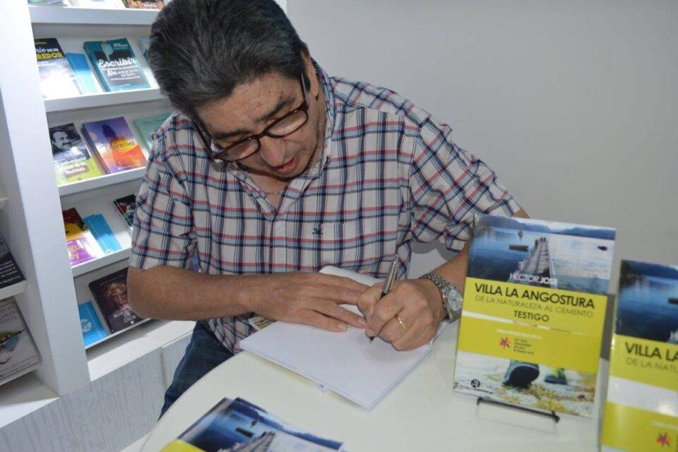 """Día Mundial de la enfermedad de Parkinson: Héctor Jose adelanta su próximo libro donde comparte su experiencia con la enfermedad y propone """"Ser protagonista y no ser víctima"""""""