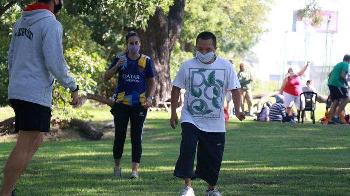 El Deporte Adaptado reorganiza sus actividades con recaudos al aire libre
