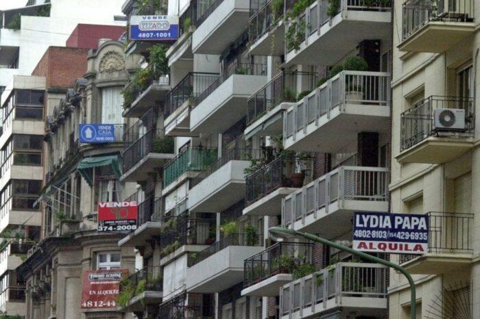 Los alquileres en la Ciudad de Buenos Aires aumentaron menos que la inflación en los últimos doce meses